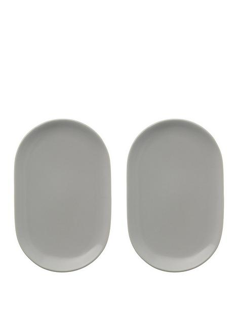 typhoon-cafeacute-concept-set-of-2-grey-snack-saucers