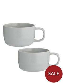 typhoon-cafeacute-concept-set-of-2-whitenbspcappuccino-mugs