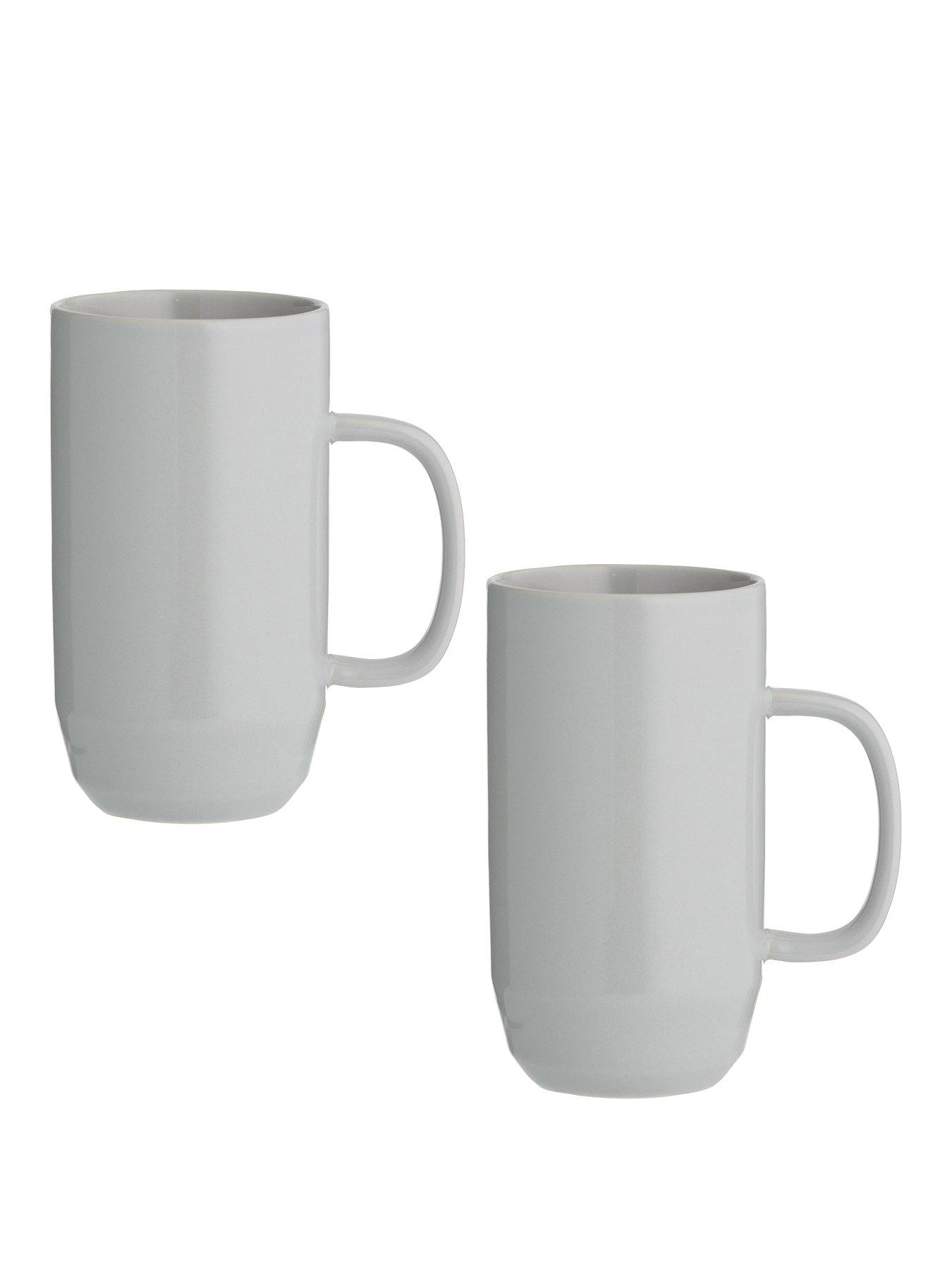 Grey | Mugs & cups | Drinkware | Home & garden | www