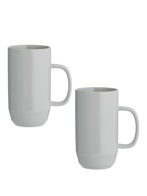 typhoon-cafeacute-concept-set-of-2-white-latte-mugsnbsp