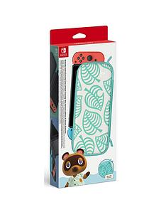 nintendo-switch-nintendo-switch-animal-crossing-new-horizons-carrying-case-screen-protector