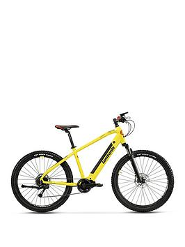 Lombardo    Selinunte Mtb Bike Crank Motor Electric Mountain Bike - Yellow