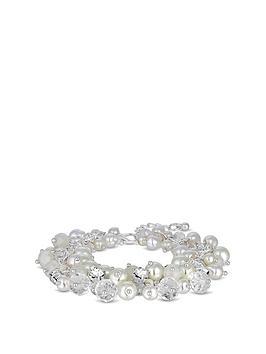 mood-mood-silver-plated-pearl-cluster-bracelet