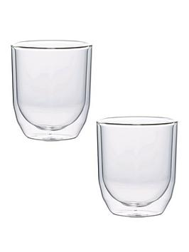 Typhoon Typhoon CafÉ Concept Double Walled Americano Glasses  ... Picture