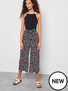 mint-velvet-katie-print-tie-waist-trousers-bluenbsp