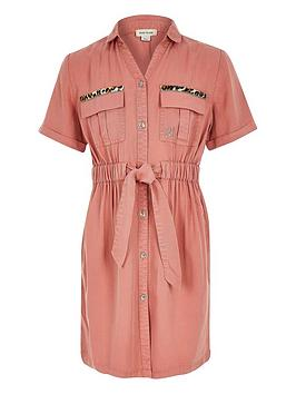 river-island-girls-tie-belted-utility-dress-pink