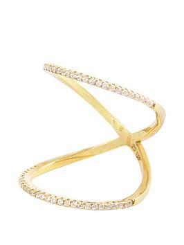 The Love Silver Collection The Love Silver Collection 18Ct Gold Plated  ... Picture