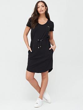 Barbour International Barbour International Interceptor Dress - Black Picture