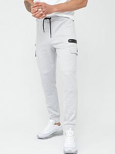kings-will-dream-avell-joggers-grey-marl