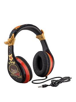 ekids-harry-potter-moulded-youth-headphones