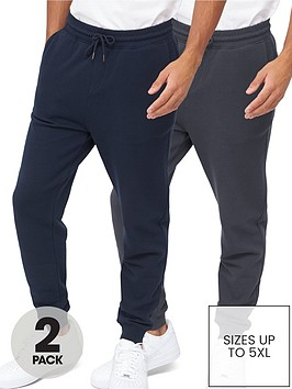 very-man-essential-jogger-2-pack-navycharcoal