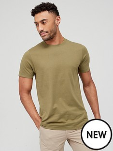 very-man-essentials-crew-neck-t-shirt-khaki