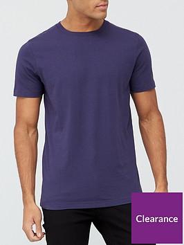 very-man-essentials-crew-neck-t-shirt-dark-purple