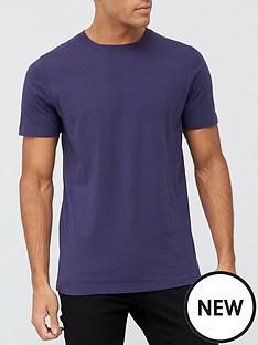 very-man-essentials-crew-t-shirt-dark-purplenbsp