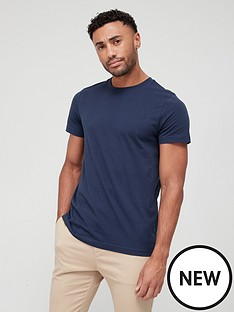 very-man-essentials-crew-t-shirt-navy