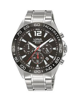 lorus-stainless-steel-black-dial-chronograph-mensnbspwatch