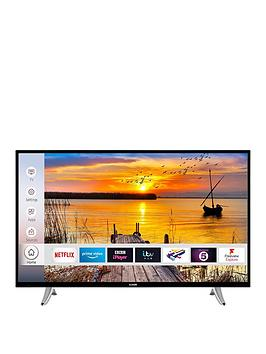 Luxor   43 Inch 4K Uhd , Freeview Play, Smart Tv