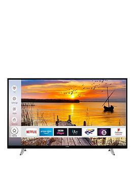 Luxor   55 Inch 4K Uhd, Freeview Play, Smart Tv