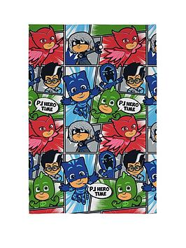 PJ MASKS Pj Masks Hero Time Fleece Blanket Picture