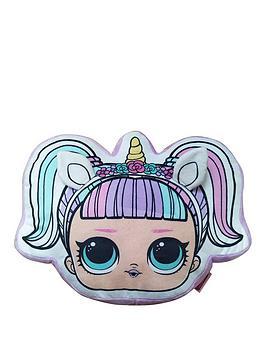 L.O.L Surprise! L.O.L Surprise! Unicorn 3D Cushion Picture
