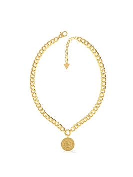 Guess Guess Coin Chain Necklace Picture
