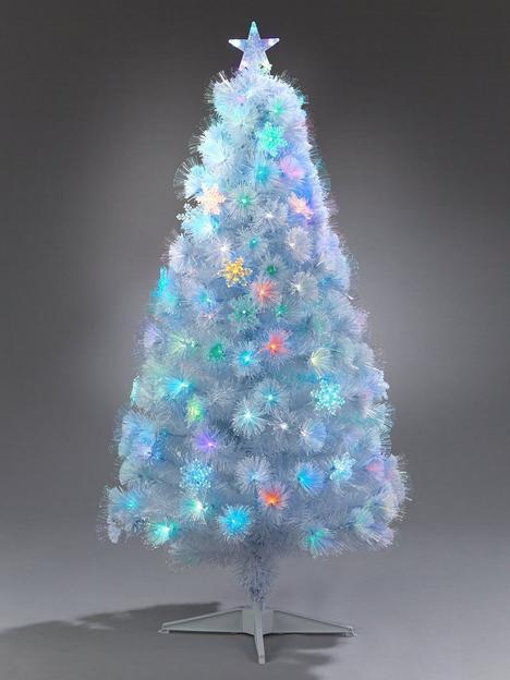 festive-5ft-white-fibre-optic-christmas-tree-with-star-topper
