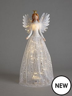 festive-50cm-battery-operated-white-angel-with-light-up-mesh-dress