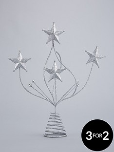 festive-28nbspcm-glitter-star-christmasnbsptree-topper