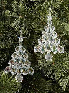 festive-2-assorted-iridescentnbspchristmas-treenbspdecorations