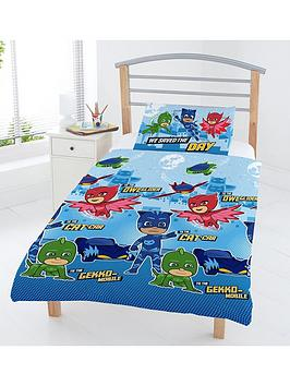 PJ MASKS Pj Masks Vehicles Junior Duvet Cover Picture