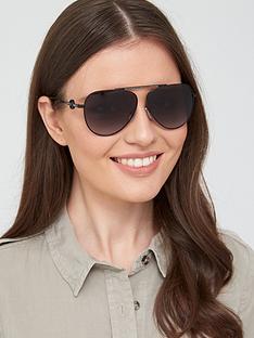 michael-kors-aviator-sunglasses-shiny-black