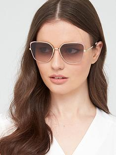 prada-square-sunglasses-pale-goldmatte-pink
