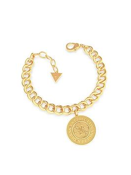 Guess Guess Coin Chain Bracelet Picture