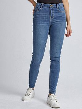 Dorothy Perkins Dorothy Perkins Shape And Lift Skinny Jeans - Blue Picture