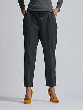 Dorothy Perkins Dorothy Perkins Dorothy Perkins Petite Black Formal Jogger  ... Picture