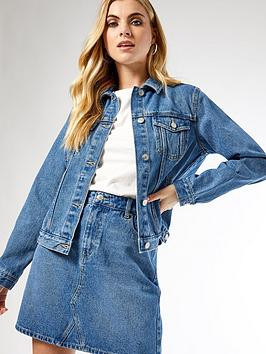 Dorothy Perkins Dorothy Perkins Denim Jacket - Blue Picture