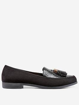 Dorothy Perkins Dorothy Perkins Dorothy Perkins Wide Fit Lille Loafer -  ... Picture