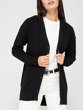 v-by-very-curved-hem-button-up-cardigan-black