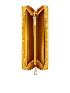 accessorize-bees-knees-zip-around-wallet-yellow