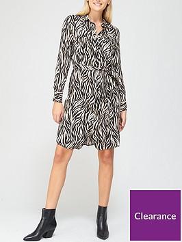 v-by-very-button-down-shirt-dress-zebra