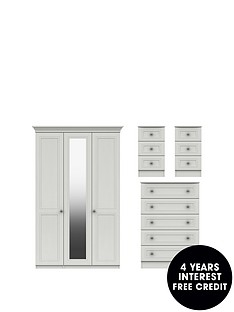 harris-4-piece-part-assembled-package-3-door-mirrored-wardrobe-5-drawer-chest-and-2-bedside-chests