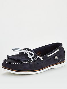 barbour-ellen-boat-shoe-navy