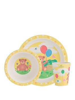 Viners Viners Bertie 3 Piece Kids Dinner Set Picture