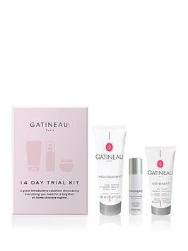 Gatineau Gatineau Anti-Wrinkle & Plumping Triple Action 14 Day Trial Kit