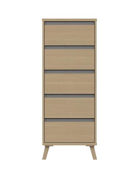 miller-ready-assembled-5-drawer-tall-boy