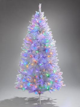 7ft-regal-dual-function-pre-lit-white-christmas-tree