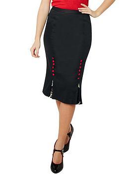 Joe Browns Joe Browns Very Vintage Skirt - Black Picture