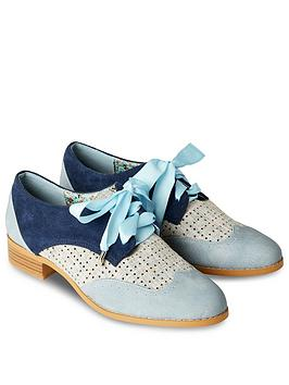 Joe Browns Joe Browns Blues Street Lace Up Shoes Picture