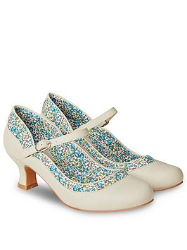 Joe Browns Joe Browns Dainty And Delightful Shoes - Stone Multi Picture