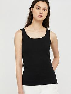 monsoon-bridey-square-neck-vest-top-black